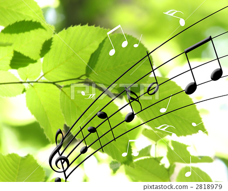 乐谱 音乐 音符