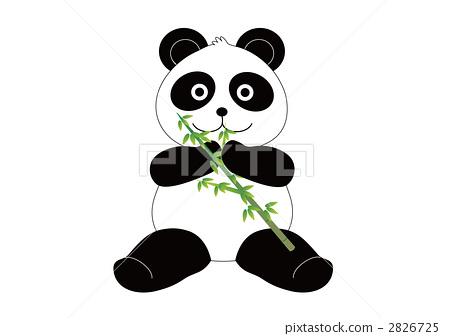 大熊猫 动物宝宝