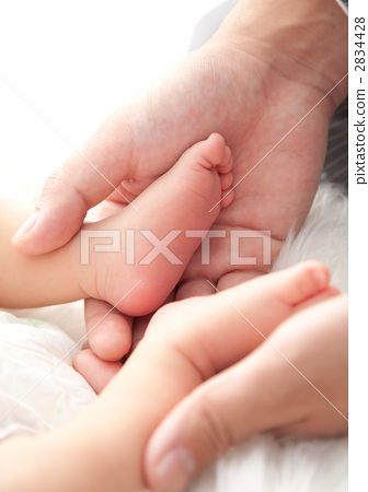 脚 身体部位 儿童