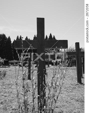十字架 坟墓