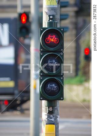 信号灯 交通灯 红绿灯