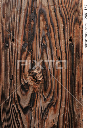 卷曲纹理 木纹 木墙