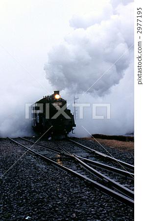 照片素材(图片): 摩卡铁路 蒸汽机车 火车