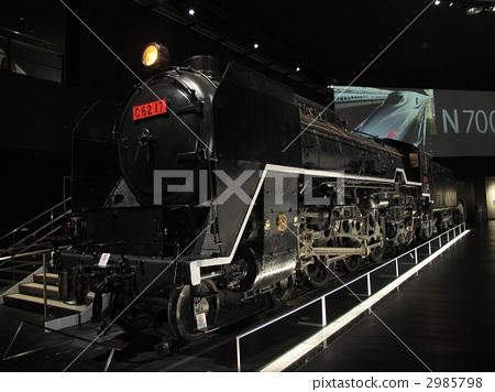 图库照片: 蒸汽机车 东海道本线 国有铁道