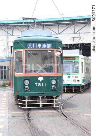 荒川线 都市电气化铁路 阪堺电気轨道