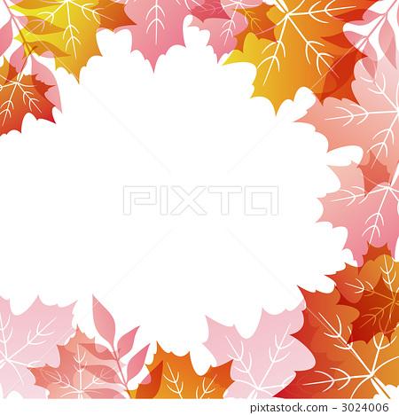 树叶 红叶 银杏叶