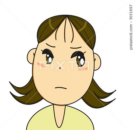 流泪的眼睛描述 (460x450)