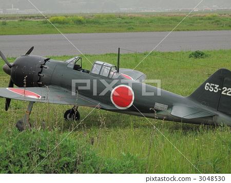 飞机a6m3零 零式战斗机