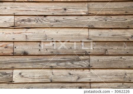 木墙 卷曲纹理 木纹
