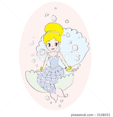 人鱼公主沙龙_人鱼公主沙龙iphone下载_乐乐简笔画