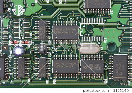 印刷电路板 电路 母板
