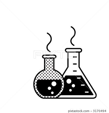 科学实验 锥形烧瓶