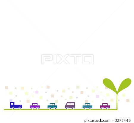 车辆 背景 壁纸素材