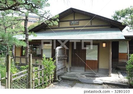 日式房屋 友奇米障子 茶室