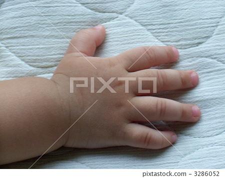 宝宝胖手图片素材