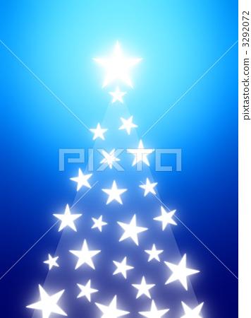 圣诞树 圣诞树 星星 星  *pixta限定素材仅在pixta网站,或pixta合作