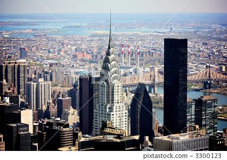 曼哈顿克莱斯勒大厦