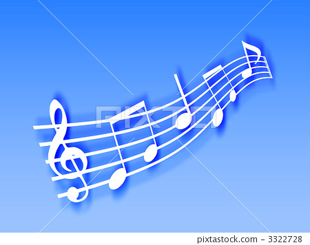 音符 音乐 乐谱