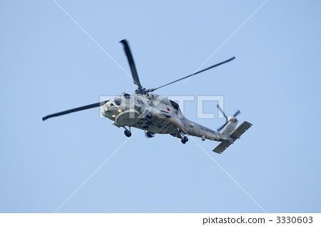 直升飞机机翼的结构