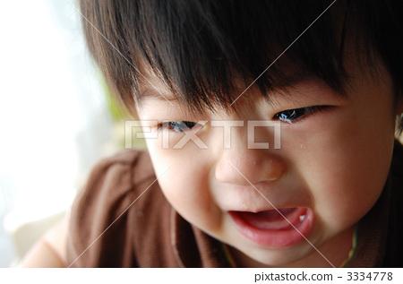 哭泣 哭泣 哭 眼泪  图库照片#3334778 授权信息此素材有模特摄影使用