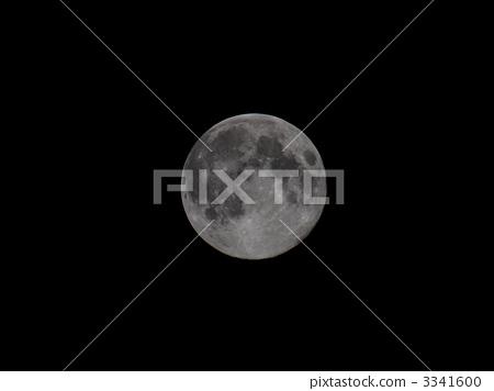 月亮 中秋节之夜 满月