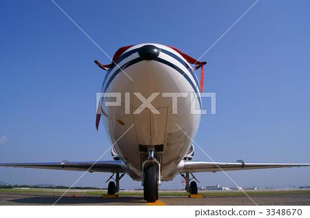喷气式飞机 双引擎飞机