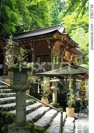 照片: 日本の风景‐贵船神社