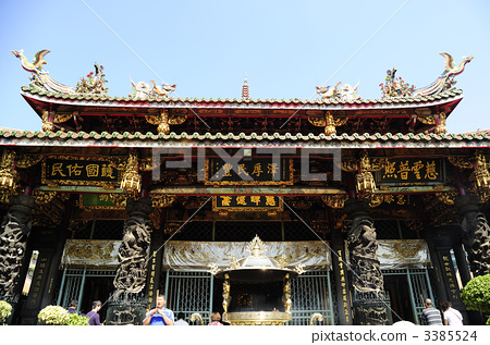 庙宇 佛寺 寺院-图片素材 [3385524] - pixta