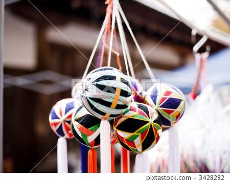 箱子 手球 线球