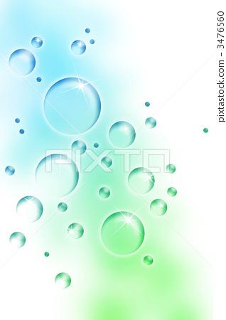 气泡 肥皂泡 泡泡