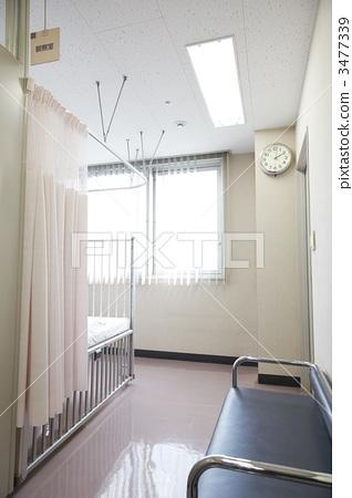 照片素材(图片): 病房 医院 公共设施