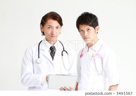 医师 首页 照片 健康_美容 护理 医生 博士 医师  *pixta限定素材仅在