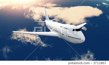 机身 喷气式飞机 飞机