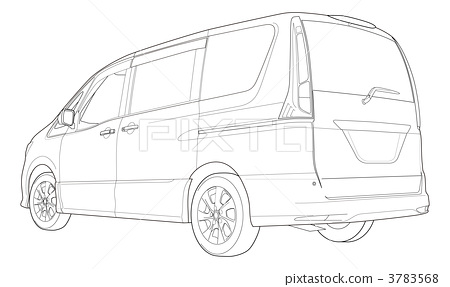 家用型汽车 微型面包车