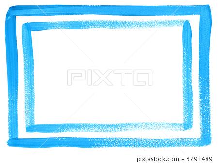 框架 边框 水彩画