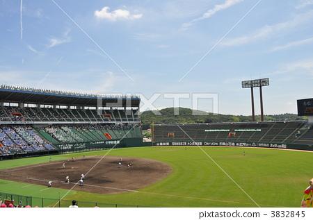 球场 棒球场 体育场