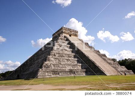 金字塔 玛雅遗址 世界遗产
