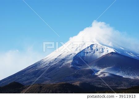 日本风景 山梨 富士山 照片 富士山 一月 1月 首页 照片 日本风景