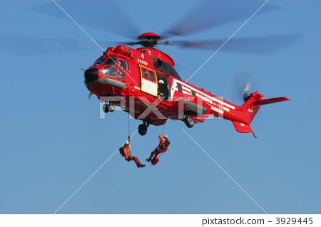 直升飞机 消防直升机 直升机灭火