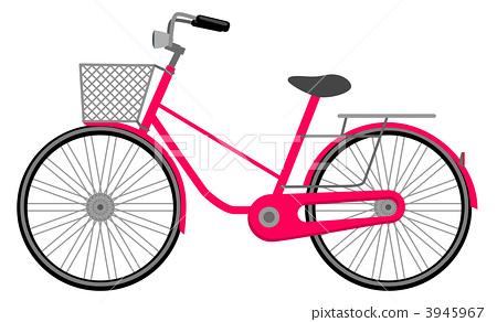 矢量图 矢量 自行车