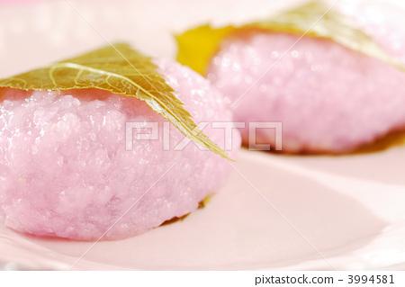 樱花年糕 日本糖果 和果子