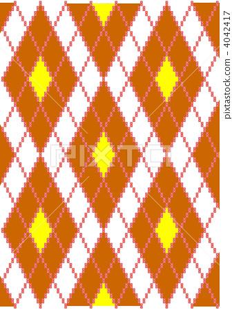 菱形图案手机壁纸
