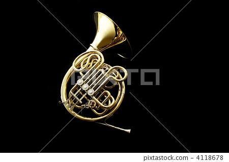 号角 首页 照片 乐器 铜管乐器 圆号 圆号 角 号角  *pixta限定素材仅