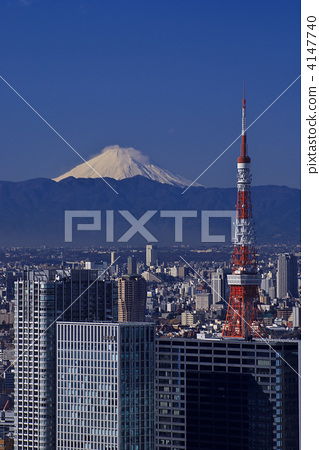 东京塔 东京铁塔