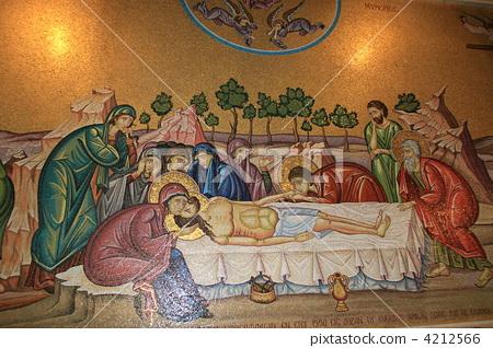 图画 绘画 圣墓大教堂