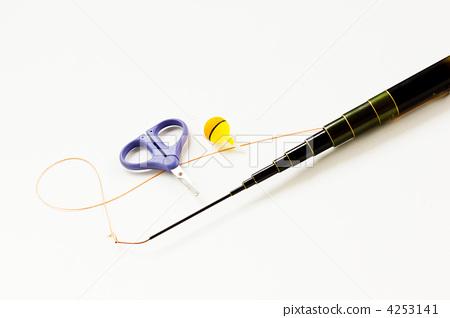 小学生手工制作鱼竿