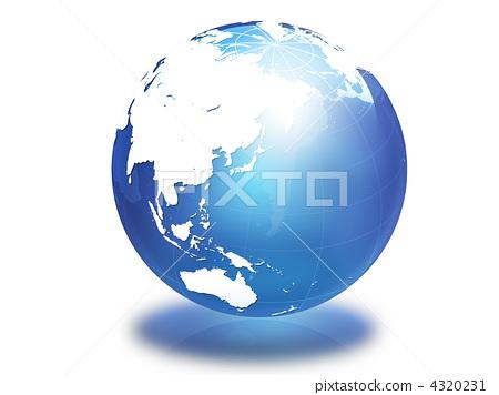 首页 插图 日用品 园艺用品 土 地球仪 球体 地球  *pixta限定素材仅