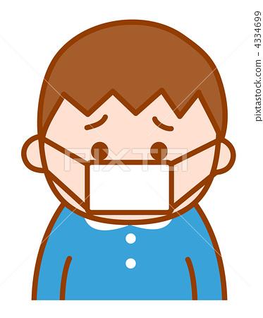 插图素材: 疾病 生病的 病
