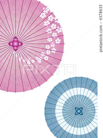 伞 日本伞 滑油纸伞