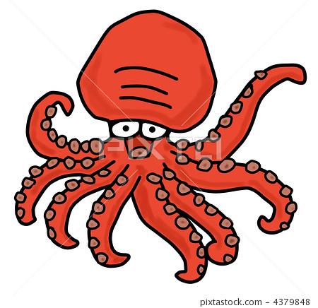 章鱼 食材 原料